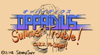 Video Game: Oppaidius Summer Trouble!
