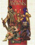 RPG Item: Scroll of Heroes