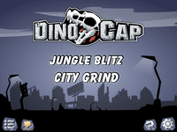 Video Game: Dino Cap