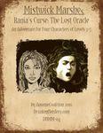 RPG Item: DNMM-04: Rania's Curse