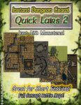 RPG Item: Instant Dungeon Crawl: Quick Lairs 2