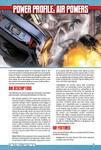 RPG Item: Power Profile #14: Air Powers