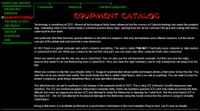 RPG Item: Darker Days Equipment Catalog