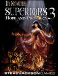 RPG Item: Superiors 3: Hope & Prophecy