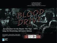 RPG Item: Blood Drive