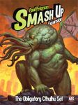 Board Game: Smash Up: The Obligatory Cthulhu Set