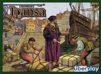 Board Game: Hansa