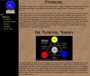 RPG Item: The World of Anghar