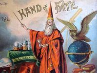 Board Game: Hand of Fate Fortune Telling Game