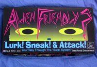 Board Game: Alien Friendly?