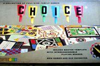 Board Game: Choice