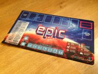 Board Game Accessory: Tiny Epic Galaxies: Playmat