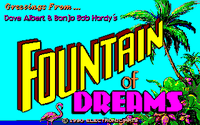 Video Game: Fountain of Dreams