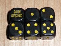 RPG Item: Geisterjäger John Sinclair: Dice Set