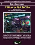 RPG Item: W1: Peril at the Pod Auction