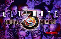 Video Game: Ultimate Mortal Kombat 3