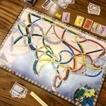 Board Game: Ticket to Ride Map Collection: Volume 1 – Team Asia & Legendary Asia