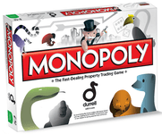 Board Game: Monopoly: Durrell Edition
