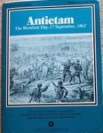 Board Game: Antietam: The Bloodiest Day, 17 September 1862