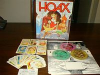 Board Game: Hoax