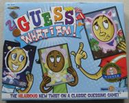 Board Game: Guess What I Am!