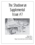 Issue: The Shadowrun Supplemental (Issue 7 - Apr 1998)
