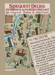 RPG Item: SideQuest Decks: Wilderness & Frontier Fantasy