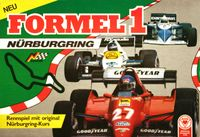 Board Game: Formel 1 Nürburgring