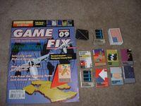 Board Game: Among Nations