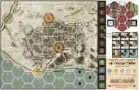 Board Game: Shadows Upon Lassadar: Siege at Nem