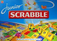 Board Game: Scrabble Junior