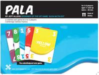 Board Game: Pala