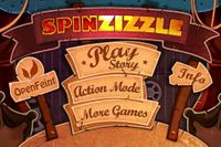 Video Game: Spinzizzle