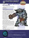 RPG Item: Monster Brief: More Goblins