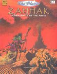RPG Item: Zahhak: Ashen Waste of the Abyss