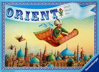 Board Game: Flying Carpet