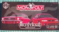 Board Game: Monopoly: Mustang