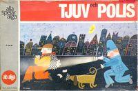 Board Game: Tjuv och polis