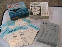 Board Game: Krill