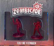 Board Game: Zombicide Survivor: Lea