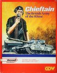 Board Game: Chieftain: British Army of the Rhine