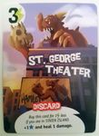 Board Game: King of New York: St. George Theater
