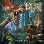 Board Game: RPGQuest: A Jornada do Herói