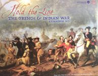 Board Game: Hold the Line: The French & Indian War