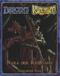 Board Game: Descent / Runebound / Runewars Figure: Nara The Fang