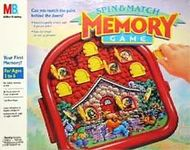 Board Game: Memory Spin & Match