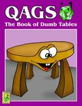 RPG Item: The Book of Dumb Tables