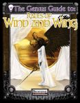 RPG Item: The Genius Guide to: Races of Wind and Wing