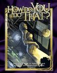 RPG Item: How Do You DO That? (M20)