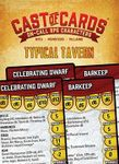 RPG Item: Cast of Cards: Typical Tavern